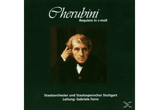 VARIOUS - Cherubini - Requiem In C-Moll  - (CD)
