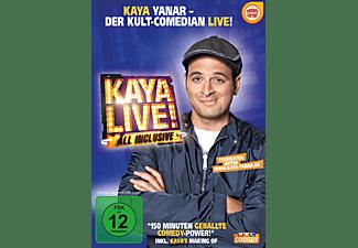 Kaya Yanar - Kaya Live! All inclusive DVD