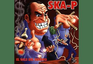 SKA-J. - EL VALS DEL OBRERO  - (CD)