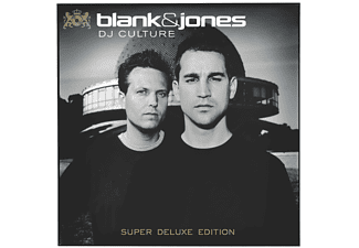 Blank & Jones - DJ CULTURE (SUPER DELUXE EDITION)  - (CD)