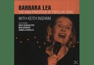 Barbara Lea - High Priestess Of Popular Song  - (CD)