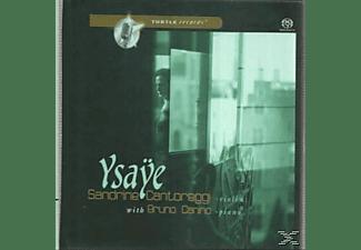 Bruno Canino, Sandrine/bruno Canino Cantoreggi - Ysaye  - (CD)
