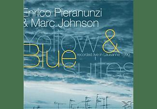 Pietro Pieranunzi, Pieranunzi,Enrico,Marc Johnson - Yellow & Blue Suites  - (CD)
