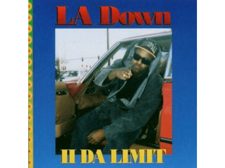 La Down - II DA LIMIT [CD]