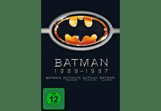 Batman 1-4 [DVD]