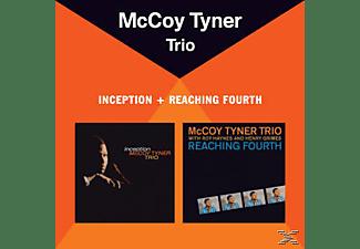 Mccoy Trio Tyner - Inception + Reaching Fourth  - (CD)