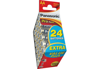 PANASONIC 24er Pack AA Pro Power LR6PPG