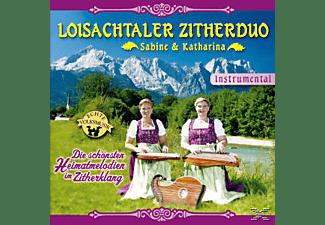 Loisachtaler Zitherduo - Die schönsten Heimatmelodien im Zitherklang  - (CD)