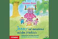 Erika Skrotzki - Jenny ist meistens schön friedlich - (CD)