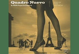 Quadro Nuevo & Ndr Pops Orchestra - END OF THE RAINBOW  - (CD)