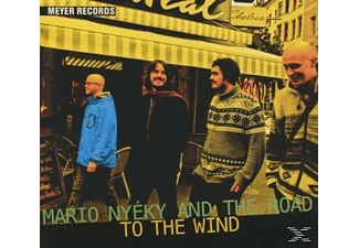 Road - To The Wind - (CD)