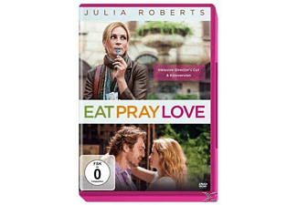 Eat, Pray, Love [DVD]
