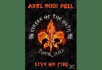 Axel Rudi Pell - Live On Fire  - (DVD)