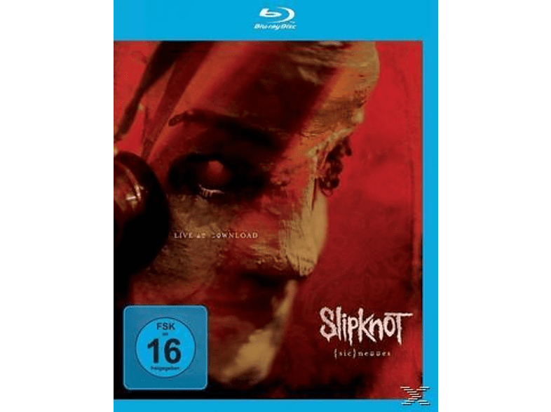 Slipknot - (Sic)Nesses: Live At Download (Bluray) [Blu-ray]