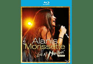 Alanis Morissette - LIVE AT MONTREUX 2012  - (Blu-ray)