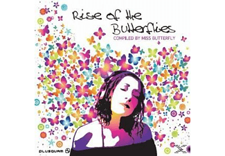 VARIOUS - Rise Of The Butterflies  - (CD)