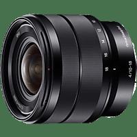 SONY SEL1018 Weitwinkel-Zoom für Sony E-Mount, 10 mm - 18 mm, f/4