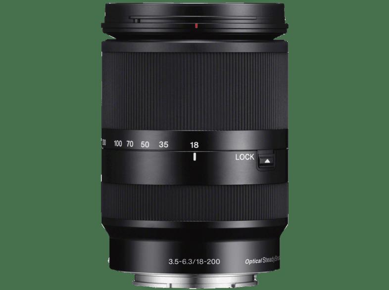 Sony ALC-SH124 Streulichtblende f/ür SEL-18200LE