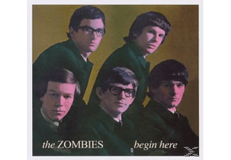 The Zombies - Begin Here (Mono)  - (CD)