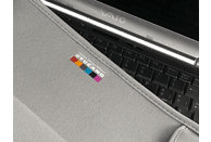 TUCANO 30089 BFC1516 SECOND SKIN Notebooktasche, Sleeve, 16 Zoll, Schwarz