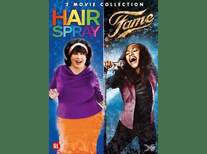 Hairspray & Fame DVD