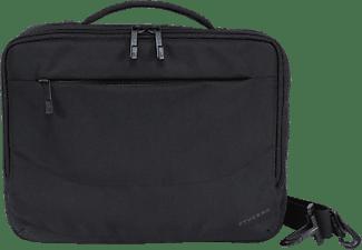 TUCANO 30109 Notebooktasche Aktentasche für Universal Polyester, Schwarz