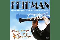 Giora Feidman - The Art Of Klezmer [CD]
