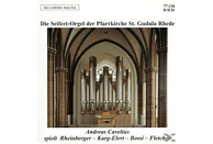 Andreas Cavelius - Die Seifert-Orgel Der Pfarrkirche St.Gudula, Rhede [CD]