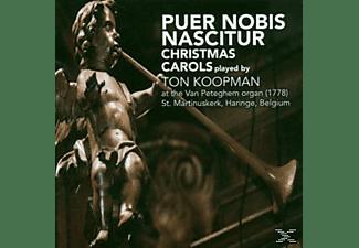 Ton Koopman - Puer Nobis Nascitur  - (CD)