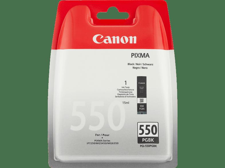 CANON PGI 550 PGBK Tintenpatrone Schwarz (6496B001)