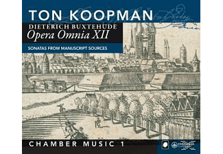 Ton Koopman, Members Of Abo - Opera Omnia XII-Chamber Music I  - (CD)