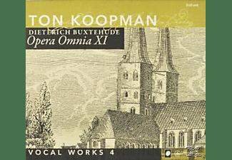 Ton Koopman - Opera Omnia XI-Vocal Works 4  - (CD)
