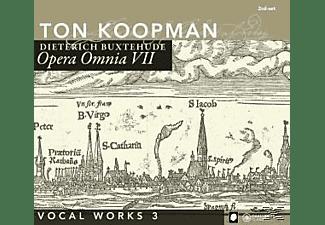 Ton Koopman - Opera Omnia VII-Vocal Works 3  - (CD)