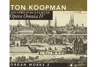 Ton Koopman - Opera Omnia IV-Organ Works II  - (CD)