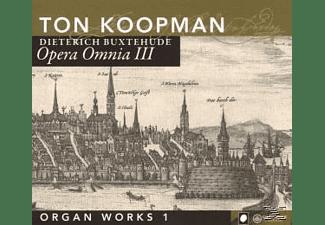 Ton Koopman - Opera Omnia III-Organ Works I  - (CD)