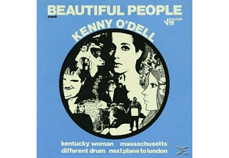 Kenny O'dell - Beautiful People  - (CD)