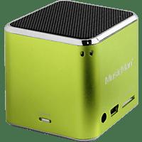 TECHNAXX MusicMan Mini BT-X2 Dockingstation, Grün