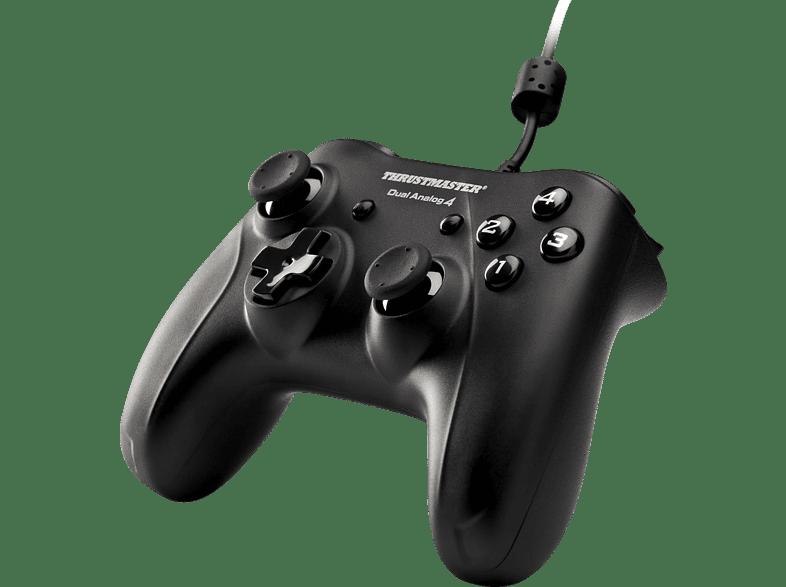 THRUSTMASTER Dual Analog 4 (Gamepad, PC) Gamepad