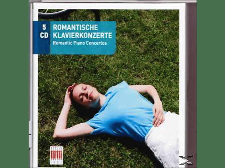 VARIOUS - Romantische Klavierkonzerte [CD]