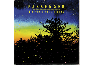 Passenger ALL THE LITTLE LIGHTS CD