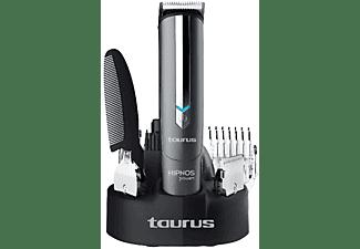 Barbero - Cortapelos - Afeitadora - Taurus Hipnos Power, Cuchillas acero inoxidable, 4 cabezales