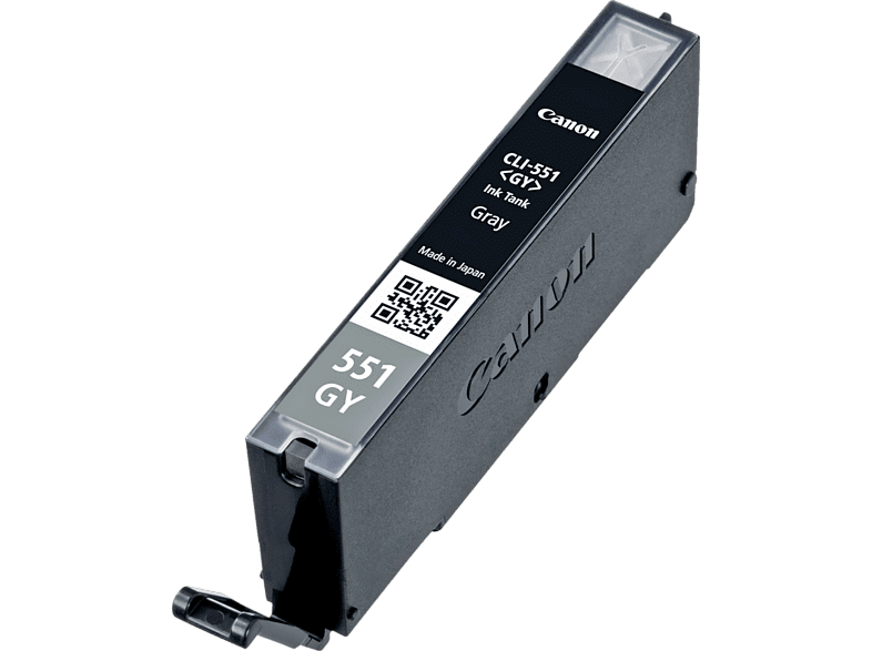 CANON CLI 551 GY Tintenpatrone Grau (6512B001)