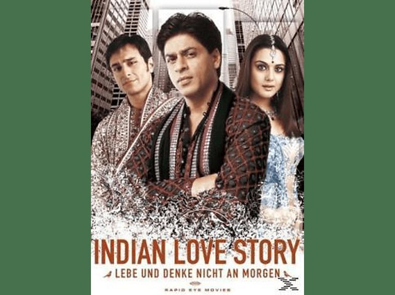 Indian Love Story | Lebe und denke nicht an morgen DVD
