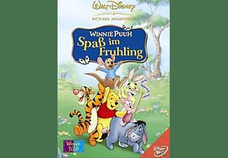 Winnie Puuh - Spaß im Frühling DVD