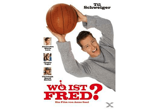 Wo ist Fred? - (DVD)