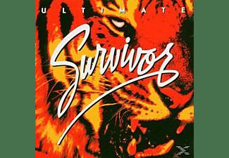 Survivor - Ultimate Survivor  - (CD)