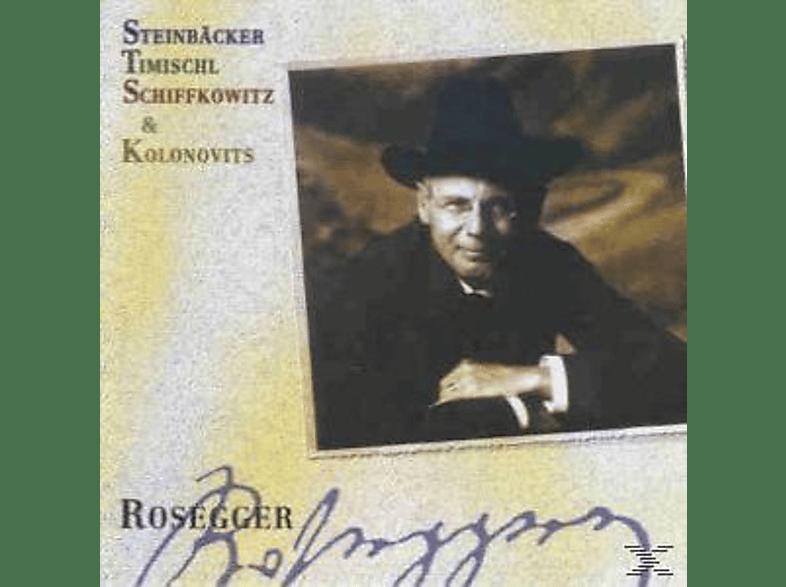 Timischl Steinbäcker - Rosegger [CD]
