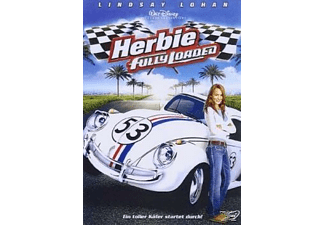 Herbie Fully Loaded - Ein toller Käfer startet durch [DVD]