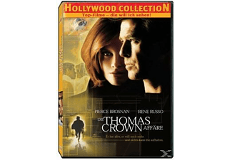 THOMAS CROWN AFFÄRE [DVD]