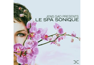 Jens Gad - Le Spa Sonique  - (CD)